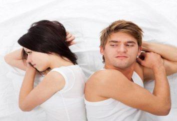 10 erreurs chez les femmes au lit. Les principales erreurs des femmes