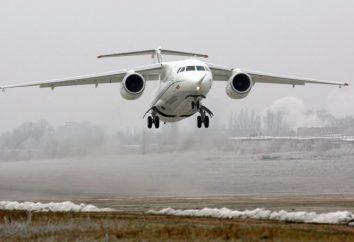 """AN-148 – un nuovo """"cavallo di battaglia"""" nel mezzo aviamagistralyah"""