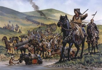 rivolta baschiro. Baschiro rivolta 1705-1711: cause, i risultati