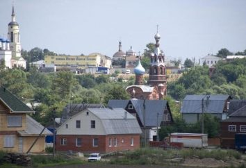 Atrakcje Borovsk – historia, która rozwinęła się na przestrzeni wieków