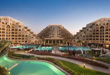 Resort Rixos Bab Al Bahr 5 * (Ras al-Khaimah, Emirati Arabi Uniti): sotto,