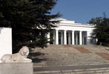Quay del Conte, Sebastopol: indirizzo, descrizione, la storia