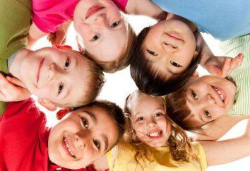 Was bedeutet, eine Gruppe von Gesundheits 3 Kinder?