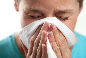 Psychosomatyka nieżyt nosa u dzieci. Przyczyny i leczenie