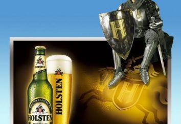 Słynny niemiecki Holsten piwo