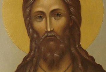 St. Alexis, o homem de Deus: vida, foto, ícone, Dia de St. Alexis, a oração do St. Alexis