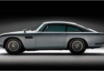 Wielki Aston Martin DB5