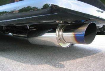 Ressonador silenciador – um elemento importante do sistema de extracção de gases de escape