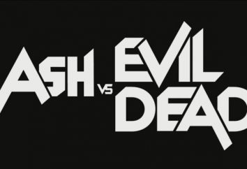 """E o exército das trevas novamente. A série """"Ash contra o mal mortos"""": os atores, o papel e linha de história"""