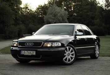 """Samochód """"Audi A8 D2"""": opis, dane techniczne, części zamienne i opinie"""