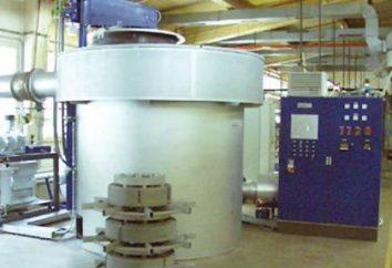 albero forno: dispositivo. forni industriali