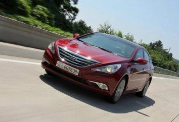 """Opis i komentuje: """"Hyundai Sonata"""" Szósta generacja"""