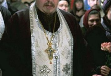 Vsevolod Chaplin – sacerdote da Igreja Ortodoxa Russa, Arcipreste