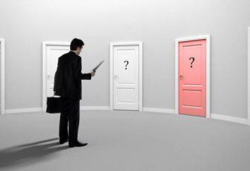 """""""Problem z wyborem zawodu"""" – esej (EGE) dla uczniów"""