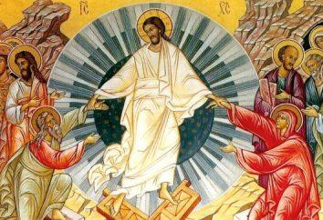 """Icona """"La Risurrezione di Cristo"""": la descrizione, valore, foto"""