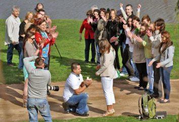 Flashmob para la boda: las mejores ideas