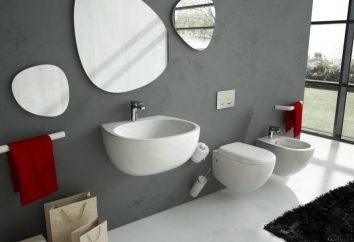 Appeso WC – moderno, esteticamente piacevole, igienico