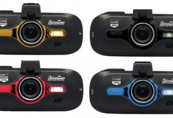 DVR AdvoCam FD8 GPS Or: Caractéristiques de l'enquête