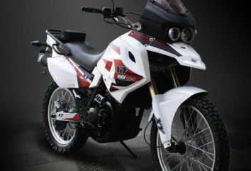 Motocicleta Stels 400 GS para aquellos que siempre se esfuerzan hacia adelante