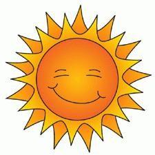 Jak narysować słońce? Czy tak jak my!