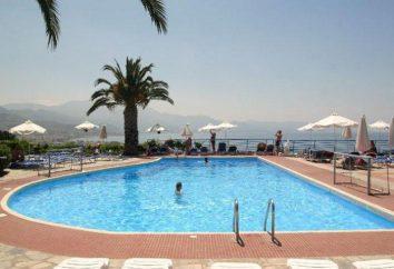 Hersonissos Village Hotel Bungalows 4 *: recensioni, valutazioni, foto
