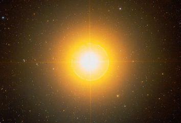 Aldebaran (gwiazdka). Aldebaran konstelacji Taurus