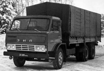 ZIL-170: Spezifikationen und Fotos