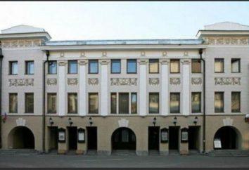 Kaczałowa Teatr, Kazan: historia powstania i repertuar