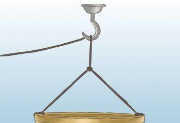 Jak powiesić żyrandol na suficie betonowym: instrukcja