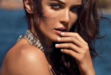 Córka znanego aktora Anastasia Safonov modelu budynku kariery