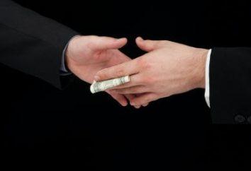Was ist Korruption? RECHTLICHE ANGABEN