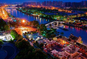 Atrações em Hangzhou, China: pagodes, museus, natureza