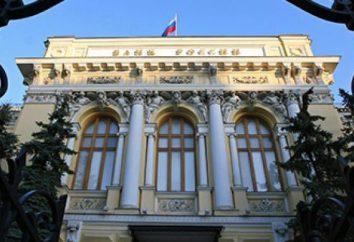 Zentralbank von Russland und seine Funktionen
