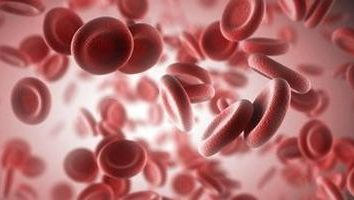 Hematocrito – nivel reducido, y una tasa de aumento
