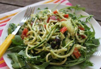 Mangiare i pasti dal midollo verdura: opzioni di cottura diverse