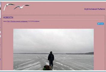 """attiva Fishing Club """"Burbot"""": posti per la pesca, suggerimenti novizio pescatore"""