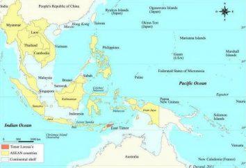 Mayor Islas de la Sonda: descripción, foto