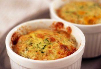 Zucchini soufflé – simplesmente delicioso!