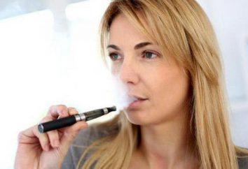 Che cosa è un liquido da sigaretta elettronica?