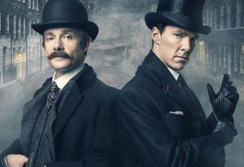 """""""Sherlock Holmes"""": aktorzy najściślej zawarte wizerunek genialnego detektywa"""