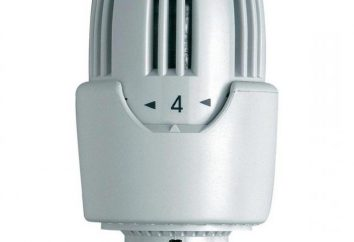 Termostato: cómo instalar en el radiador?