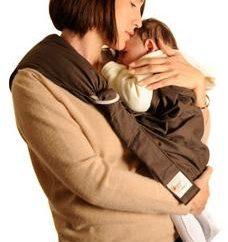 Kenguryatnik per un bambino – è conveniente ed è necessario!