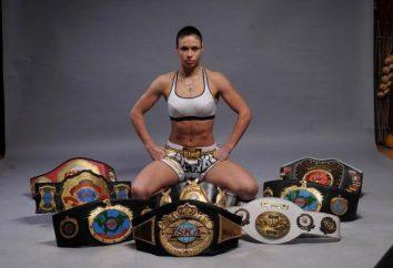 Elena Ovchinnikov w kickboxingu światowej klasy