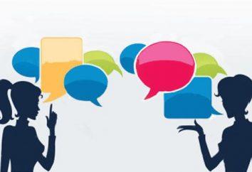 Il dialogo – che cosa è questo? Dialogo: valore, forme, tipi e gli esempi