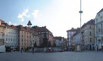 Ci sono in viaggio attraverso l'Austria: Attrazioni: Graz