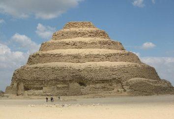 Starożytny Egipt: rzeźba i sztuka starożytnego świata jako źródło kultury