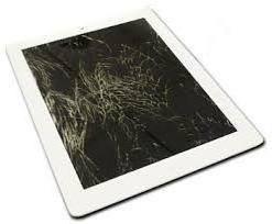 Sostituzione sullo schermo del tablet. Come faccio a cambiare me stesso?