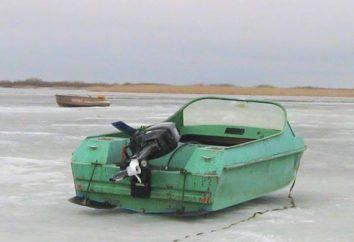 """Boot """"Neman 2"""": Spezifikationen, Bewertungen. Motorboote und Boote"""