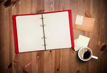 Jak zrobić pamiętnik osobisty w: ciekawych pomysłów i triki