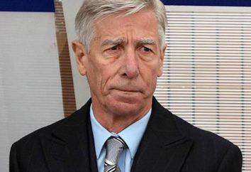 entrenador de fútbol Valery Nepomnyashchy: biografía, logros